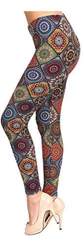 Regular Size Printed Leggings (Circle of Imagination)