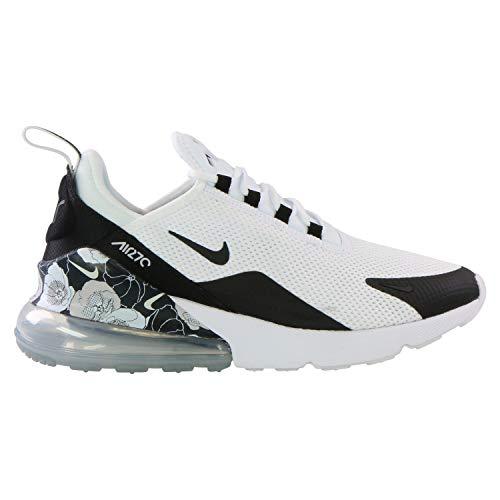 Price comparison product image Nike Women's Air Max 270 SE Shoes (6.5,  Black / White)