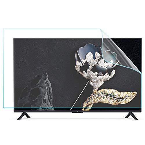 ZWYSL Protector de Pantalla de TV Anti luz Azul de 32-75 Pulgadas Película Protectora de Pantalla de TV para LCD, LED, 4K OLED y QLED HDTV (Color : HD Version, Size : 49 Inch 1075 * 604mm)