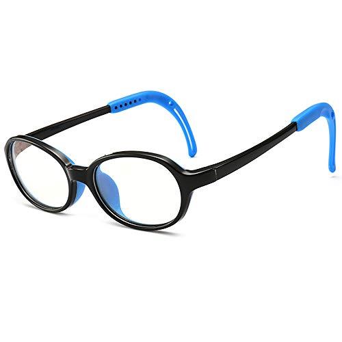 Anti rutsch Kinder Computer Gaming Brillen Block Blaulicht Entblendungs Gläser verringern Augen Spannungs tiefer Schlaf Eyewear für Kinder