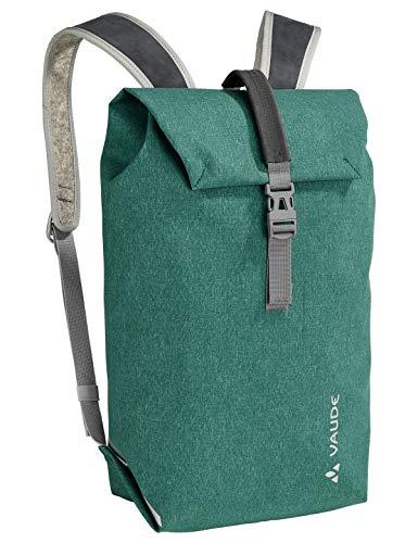VAUDE Taschen Kisslegg, Nachhaltig innovativer Rucksack für den modernen Alltag, nickel green, one Size, 141409840
