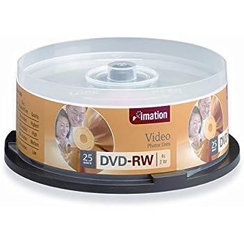 Imation 4x DVD-RW Media