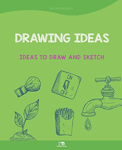 Drawing Ideas - Ideas to Draw and Sketch |Recommended Books