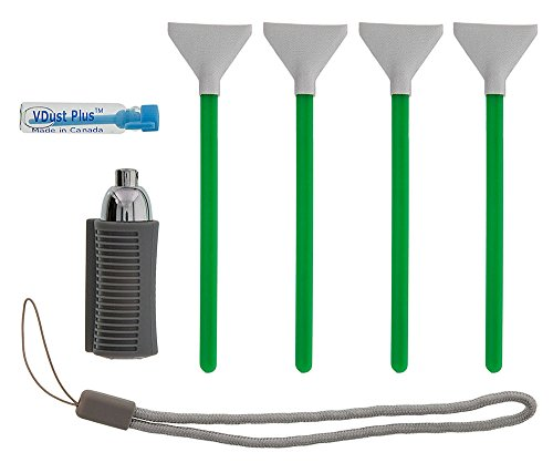 VisibleDust – Visible Dust EZ swablight Kit VDUST Green...