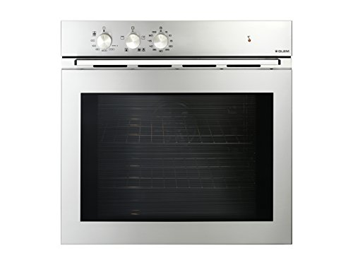 Glem GFEV21IXN Built-in Natural gas Unspecified Acciaio inossidabile - ovens (Built-in, Natural gas, Acciaio inossidabile, Rotary, Front, Mechanical)