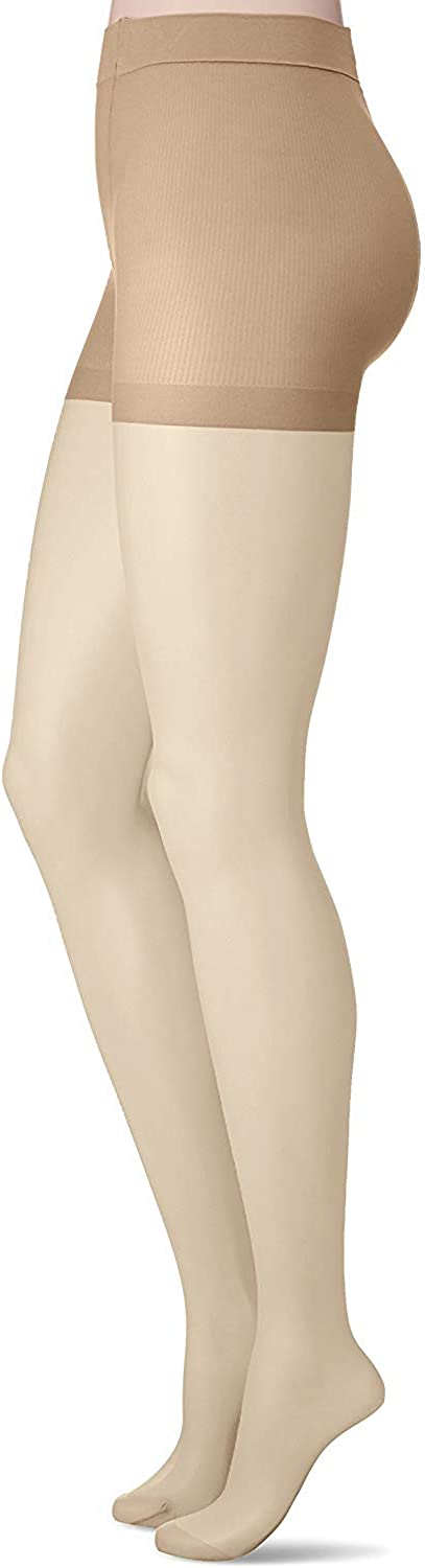 SABRINA Graduated Compression Pantyhose Firm Support Control Top Stockings