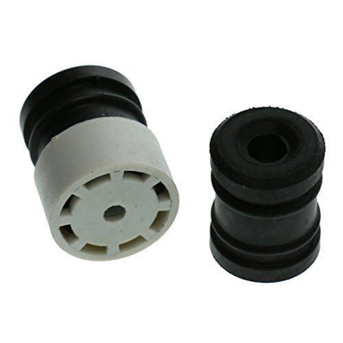Fenteer 2X A/V Annular Buffer para STIHL MS390 MS310 MS290 039 029 Repuestos De Recambio