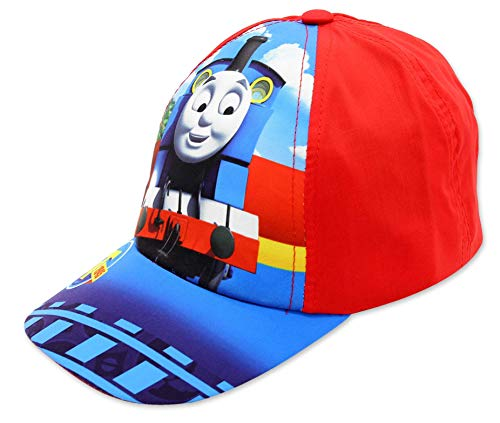Thomas & Friends Thomas die Kleine Lokomotive Baseballkappe Rot Blau