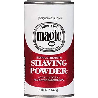 Razorless Shaving for Men