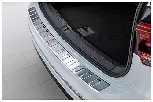 tuning-art BL900 Protección para Parachoques de Acero Inoxidable