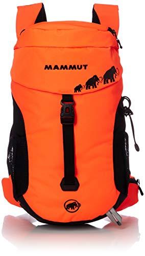 Mammut Kinder First Trion Rucksack, Safety orange-Black, 12 L
