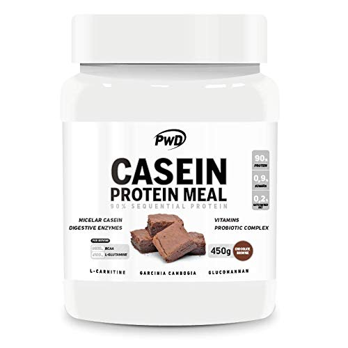 Casein Protein Meal 450gr. (Chocolate Brownie)
