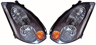 Best 2003 g35 coupe headlights Reviews