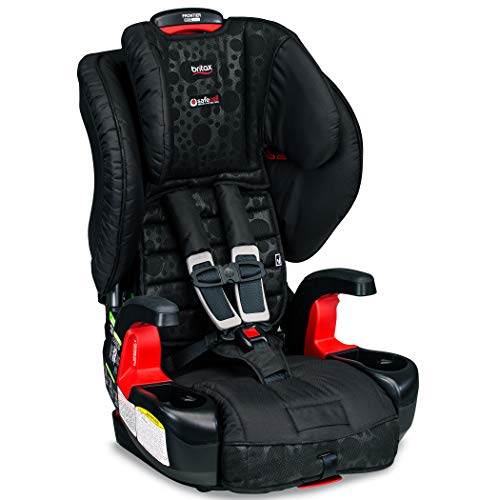Britax Frontier ClickTight Harness 2 Booster Car Seat Bubbles Discontinued