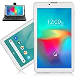 Indigi 7' Android 9.0 Pie 4G LTE GSM Unlocked Dual-Sim Phablet Phone & Tablet w/ 32gb microSD & Earbuds & Keycase