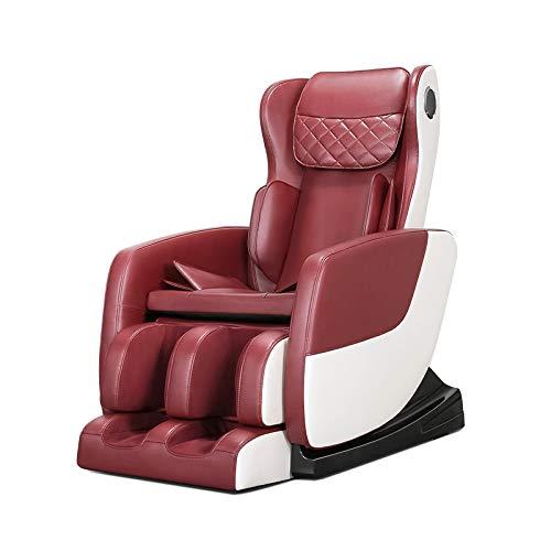 vComfort® Full Body Electric Shiatsu Zero Gravity Recliner Massage Chair, Heating, Deep Tissue...