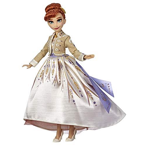 Hasbro Disney Frozen Klassische Anna Puppe E6845ES0