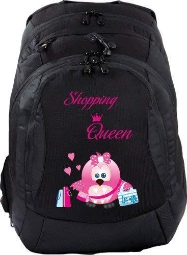 Sac à dos d'écolier Teen Compact Cartable Sac à Dos Shopping Queen