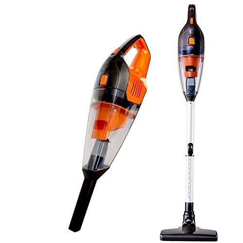 Best Price SCDSRQ Cordless Vacuum Cleaner 2 in 1 Handheld Vacuum High-Power Li-ion Rechargeable Batt...