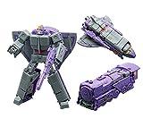 CHIBO Transfórmers tóys, Transformable Toy MS20 Astrotrain Triple Changers Steel Battle Mini Warrior Action Figure Robot Toys