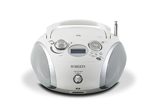 Photo of Roberts Radio Zoombox3 DAB/DAB+/FM/SD/USB Radio with CD Player