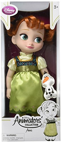 Disney Animators' Collection Anna Doll - 16''