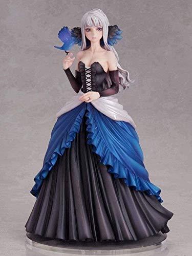 Yhwqhg Estatua Modelo de Anime Estatua de Anime Odin Campo Gwendolin pájaro Hombre PVC Lata móvil coleccionables 24 cm Figura de Anime decoración del hogar