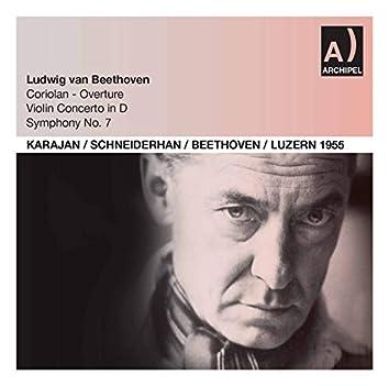 Karajan Live Luzern 1955