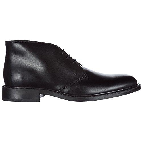 Tod's Luxury Fashion Herren XXM45A00D80D90B999 Schwarz Desert Boots | Jahreszeit Permanent