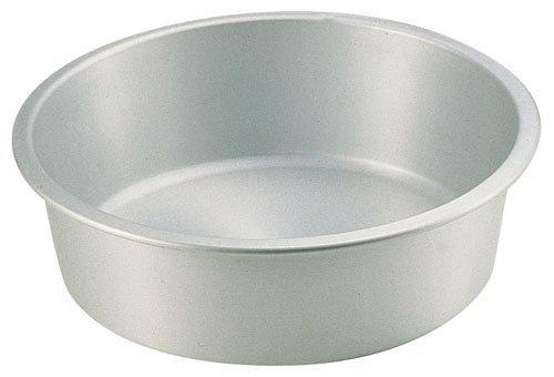 アカオアルミ タライ 48cm アルミニウム合金(アルマイト) 日本 ATL03048