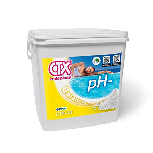 CTX 10 minorador Reductor de ph 7 Kilos
