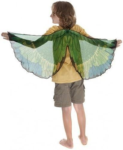 Douglas vert Parrouge Wings by Douglas Cuddle Toys