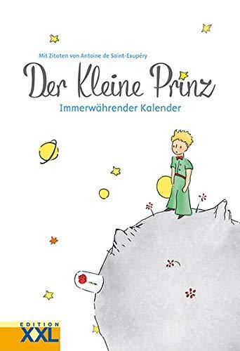 Der Kleine Prinz: Immerwährender Kalender