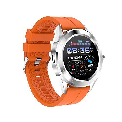 Lazzzgua Smart Watch For Men 1.54 Pulgadas De Pantalla Grande Ronda Ip68 Impermeable Bluetooth Llamada Muñeca Smartwatch Fitness Reloj Digital con Caras De Reloj Personalizadas para Hombres Mujeres