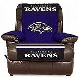 Pegasus Home NFL Ravens Recliner Protector