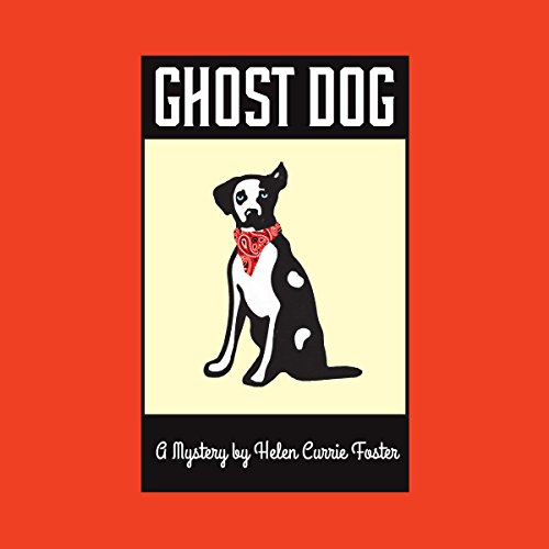 Ghost Dog audiobook cover art