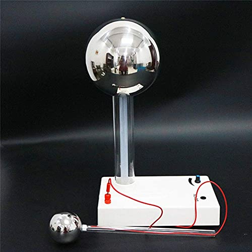 BJH Generador Van De Graaff, Generador electrostático, Electricidad estática, Equipo de enseñanza de física