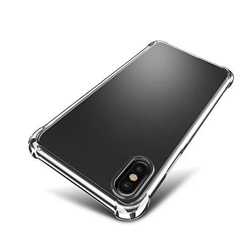 """Capa Protetora Anti Impacto Xiaomi Mi 8 Lite Tela 6.26"""" Capinha Air Shock Com Bordas Reforçadas e Proteção Transparente Clear - Danet"""