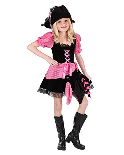 Horror-Shop Pinkie Pirate Girl M