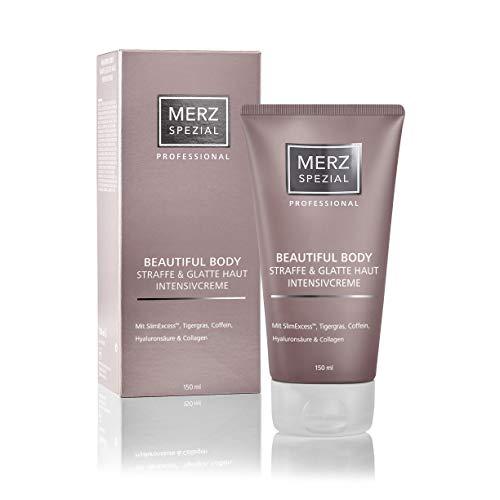 Merz Spezial Professional Beautiful Body Intensivcreme - Straffende Körpercreme - Unterstützt bei Cellulite mit Collagen und Hyaluron (1 x 150 ml)