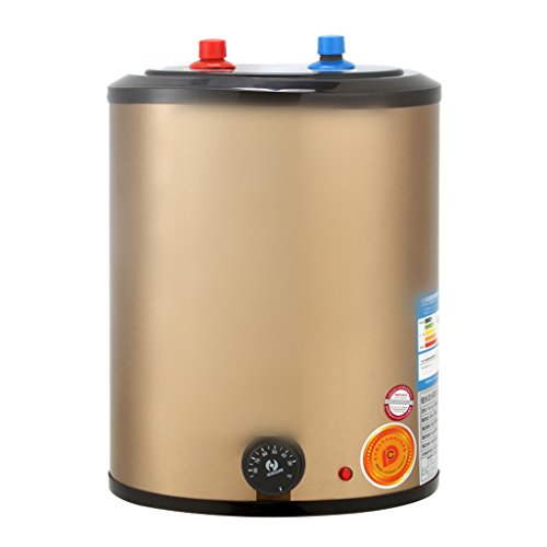 Lxn Calentador de agua eléctrico 8L Sistema de panel de ducha instantánea Kit de calentador de agua…