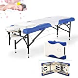 Massage Two Fold Portable Massage Tables Review and Comparison
