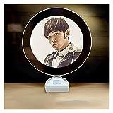 TMCQZBTY ジェイチョウ化粧鏡 発光フォトフレームと周辺機器 中国音楽の奇跡 Color  D