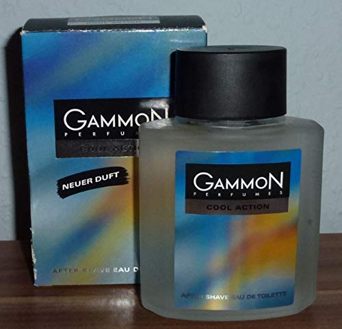 Gammon COOL ACTION von Beiersdorf - Aftershave Splash 100 ml