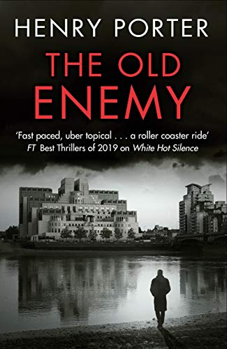 The Old Enemy: Uber-topical spy fiction from a master of the genre (Paul Samson Spy Thriller) (English Edition)