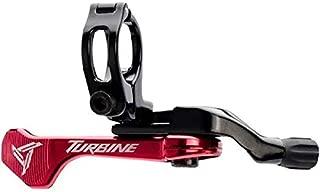 Turbine R Dropper Lever Red