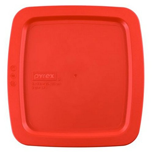Pyrex C-222-PC 2 Quart Red Easy Grab Baking Dish Lid (Will NOT Fit Standard Baking Dish)