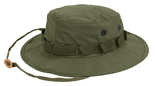 Rothco Boonie Hat Olive Drab - (7 3/4) Inch