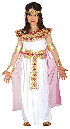 Guirca- Disfraz egipcia, Talla 10-12 años (85945.0) , color/modelo surtido