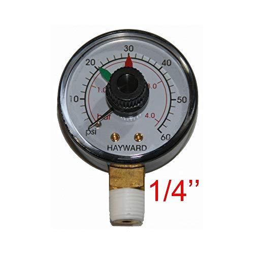 Hayward -Manomètre ECX271261 pour Piscine 1/4\